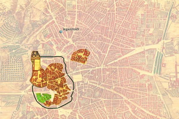 Madrid Siglo XII