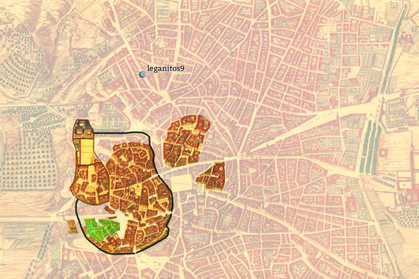 Madrid Siglo XIV
